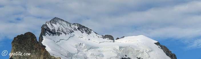 Mapa - Ascensión a la Dôme de Neige en Écrins