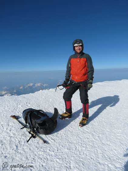 Cima del Mont Blanc