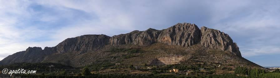 Sierra de Segaria
