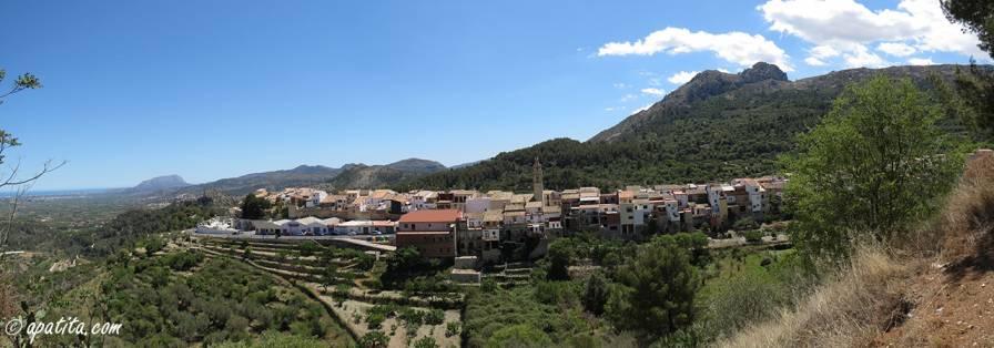 Vista de Campell
