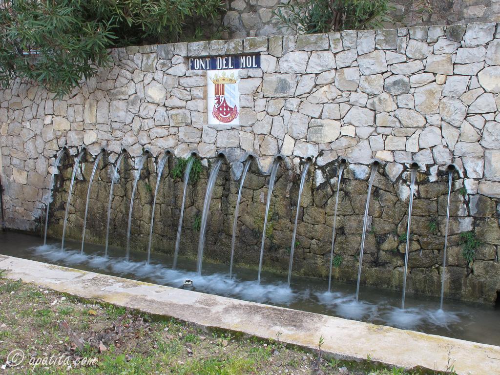 Font del Moli