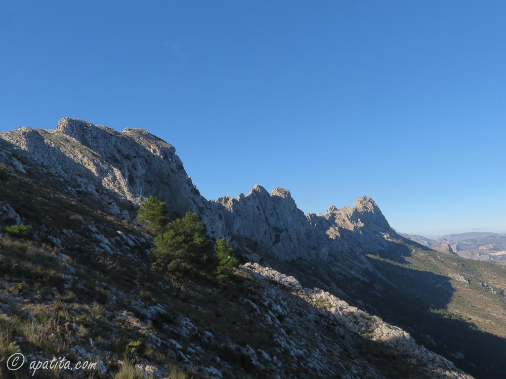 Sierra de Bernia