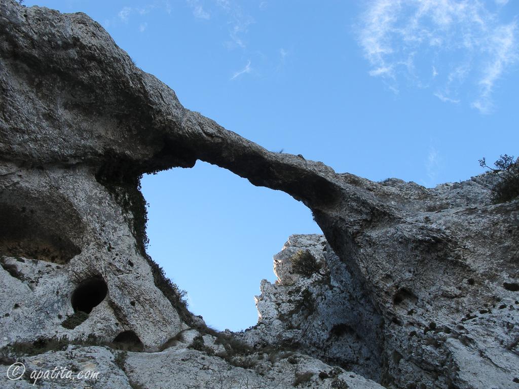 Arc de Bernia