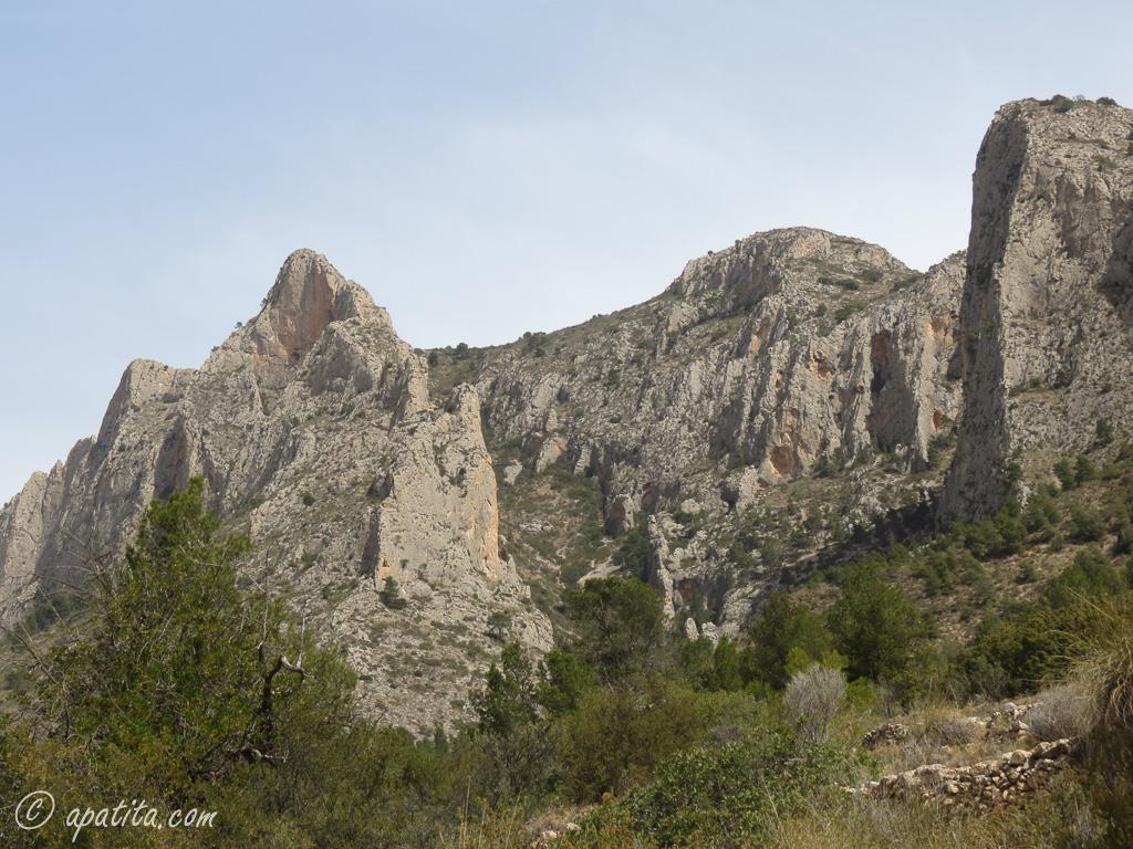 Vista del Racó de Calderó