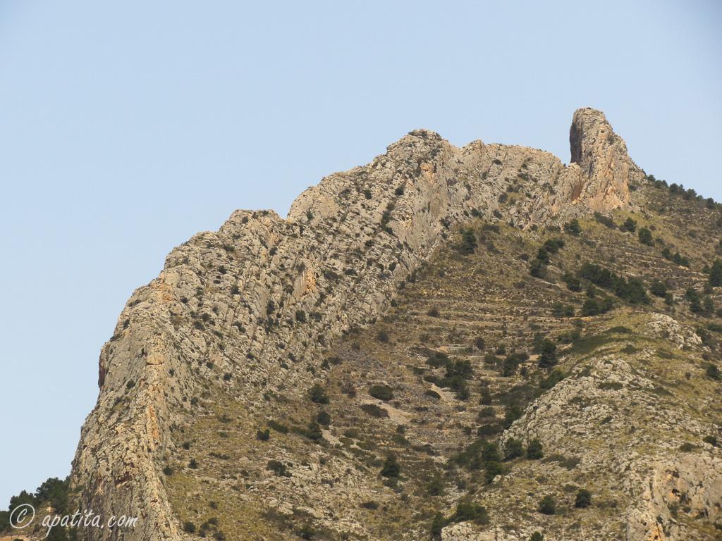 Cresta de la Foradada