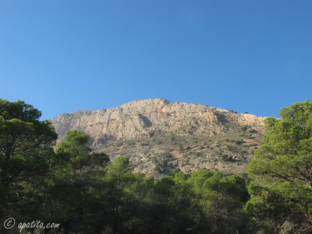 Cresta del Maigmó
