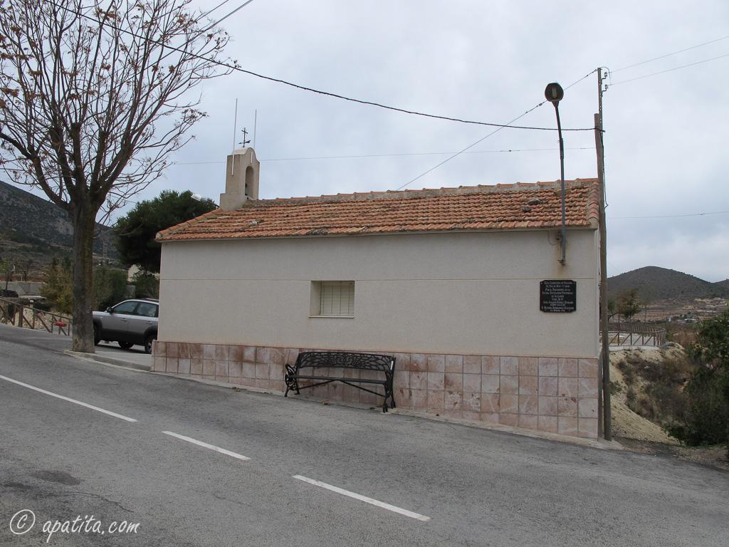 Ermita de l'Algaiat