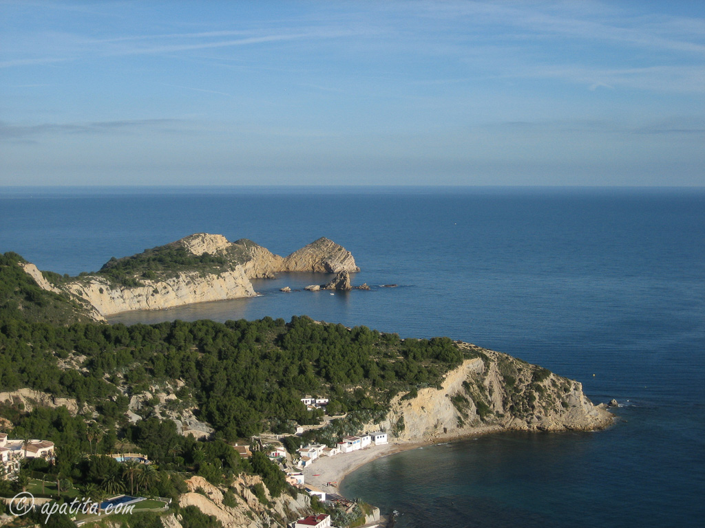 Vista del Cap Prim