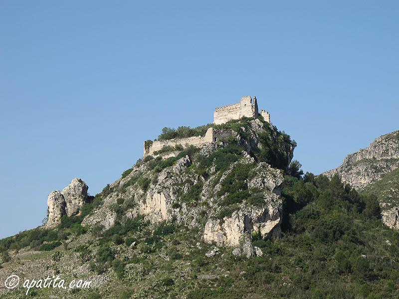 Castell de Perputxen