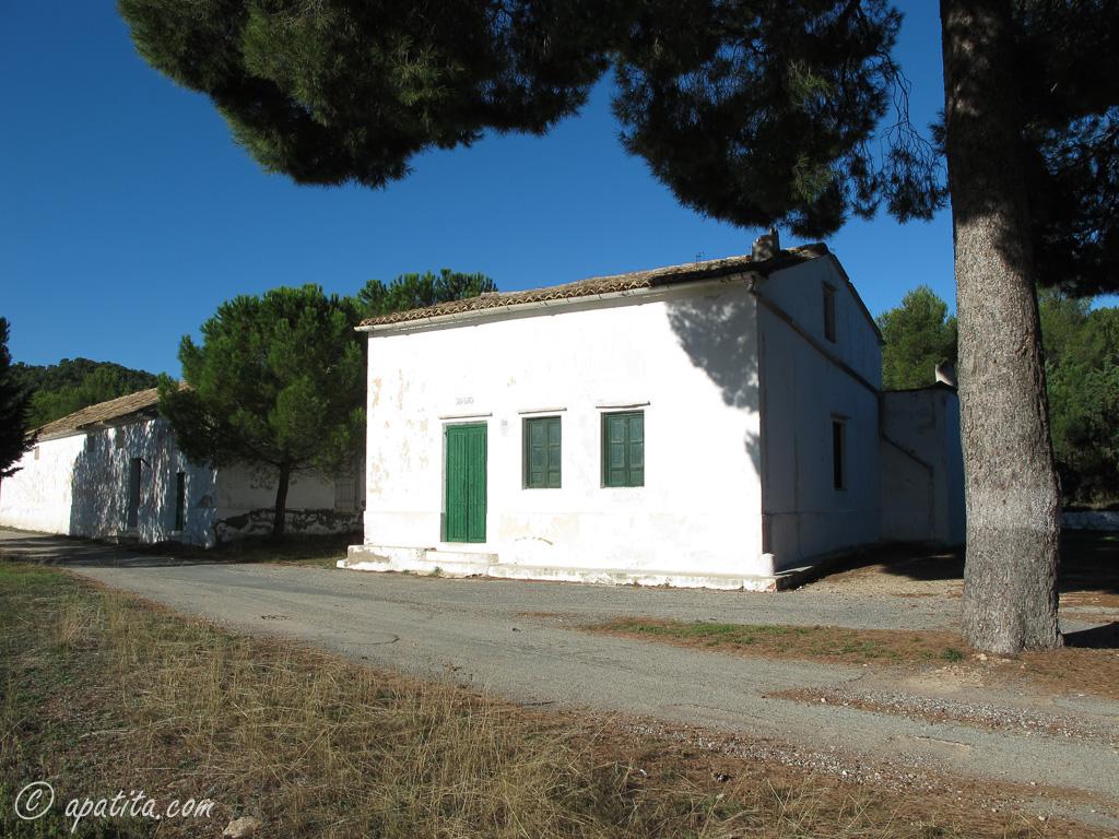 Casa de la Administración de la Colonia Salinas