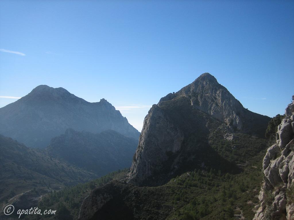 Cabal y Puig Campana