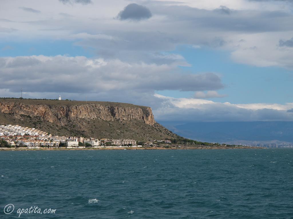 Tabarca paseo por la isla de tabarca - Cabo santa pola ...