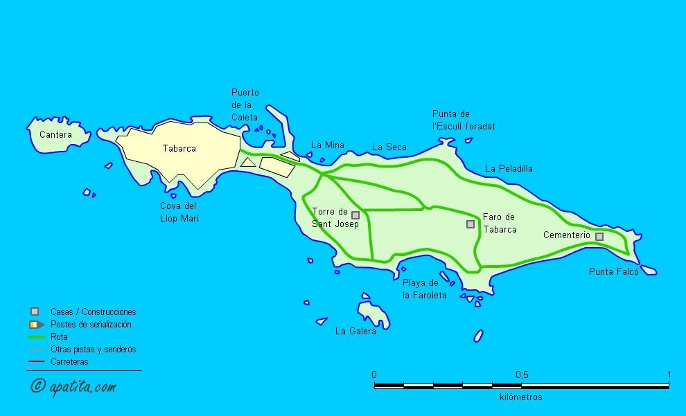 Tabarca Paseo Por La Isla De Tabarca