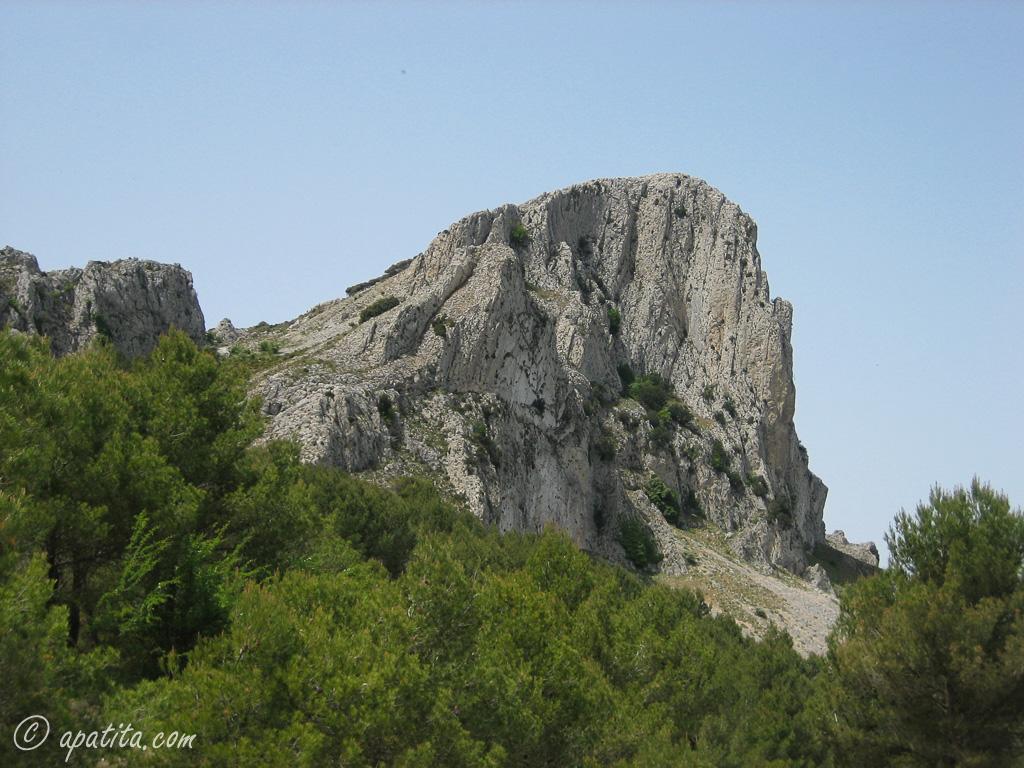 Penya Alta de la Xortà