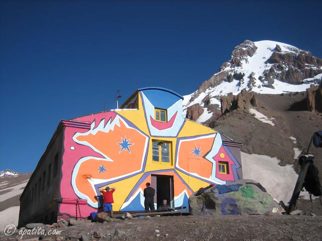 Refugio del Kazbek