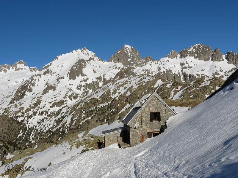 Refugio Joan Ventosa i Calvell