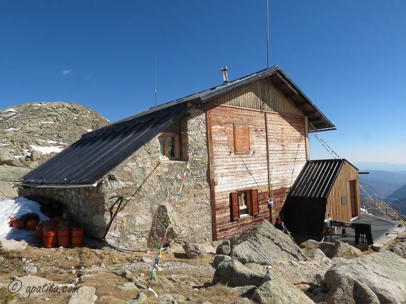 Refugio de Colomina