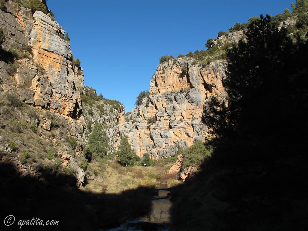 Estrechos Del Rio Ebron Recorrido De Los Estrechos Del Rio Ebron - Estrechos