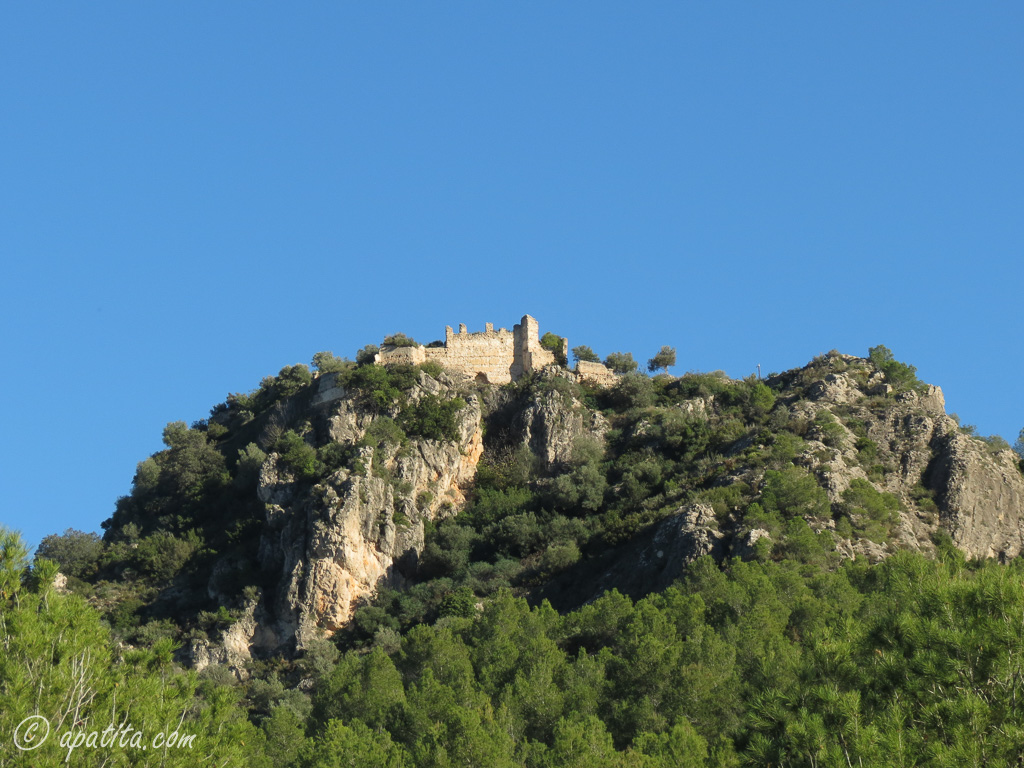 Castell de Rugat