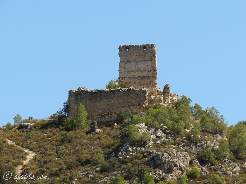 Castell del Vinalopó